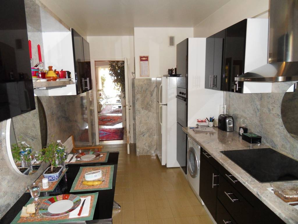 VIAGER OCCUPE appartement F3 NICE MONT BORON