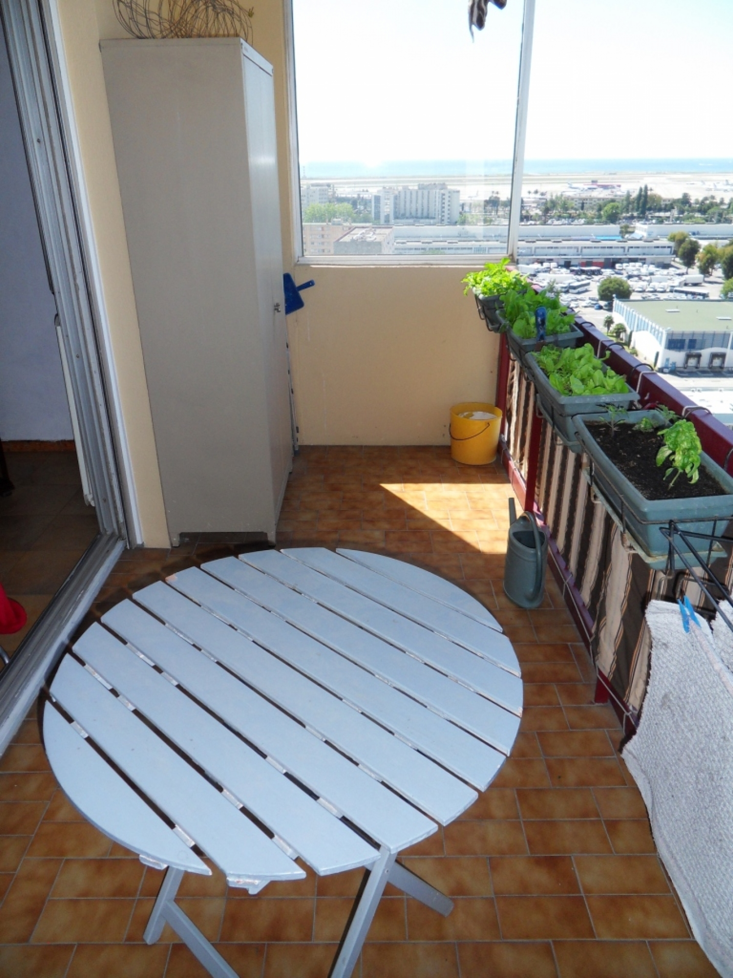 VIAGER OCCUPE studio NICE OUEST - Route de Grenoble