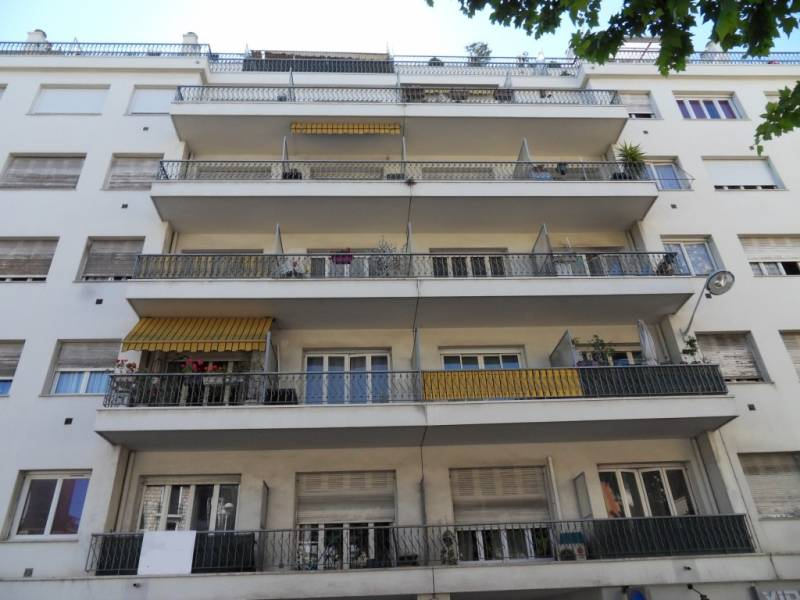 appartement 3 pièces NICE LIBERATION - VENTE EN VIAGER OCCUPE