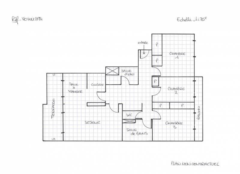 appartement 4/5 pièces NICE EST - VENTE EN VIAGER OCCUPE