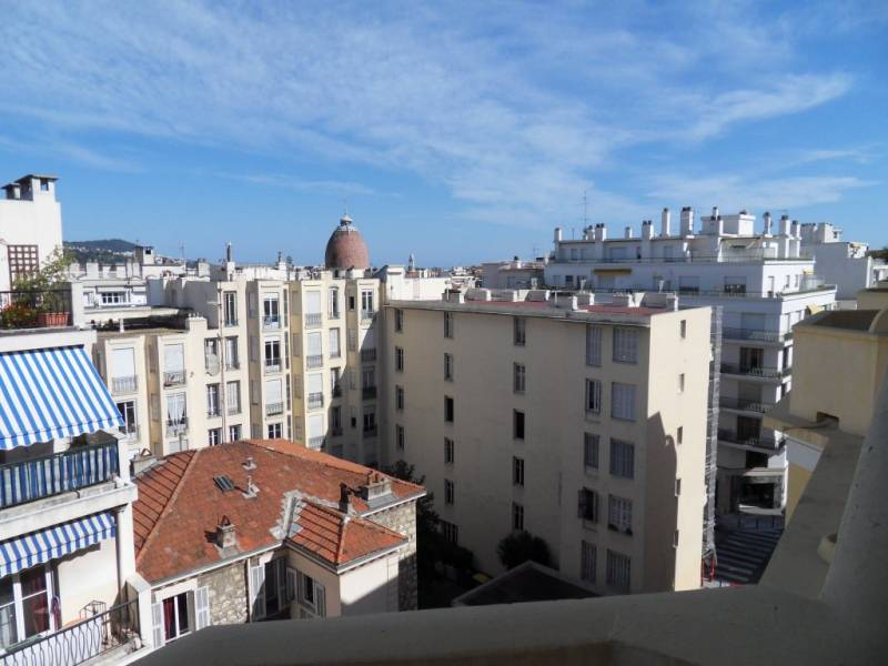 appartement 3/4 pièces NICE - VENTE EN VIAGER OCCUPE