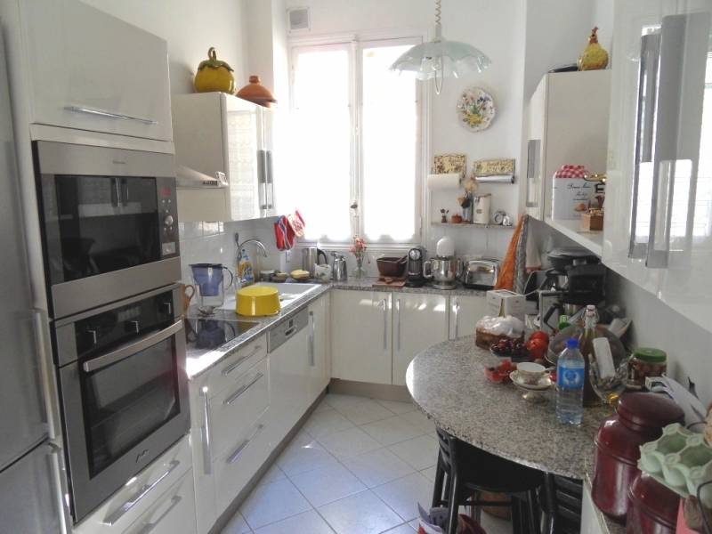 appartement 5 pièces NICE - VENTE EN VIAGER OCCUPE