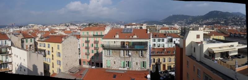 VIAGER OCCUPE 3/4 pièces NICE PORT